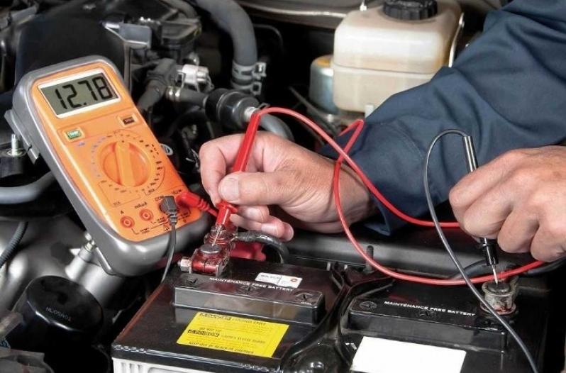 Serviço de Troca de Bateria 24 Horas Veículos Antigos Alto da Lapa - Troca de Bateria 24 Horas Caminhão