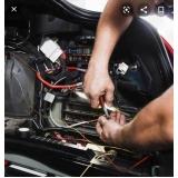 contato de oficina auto elétrica Casa Verde
