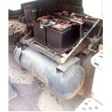 empresa de troca de bateria caminhão Alphaville