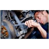 oficina mecânica de caminhões