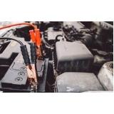 serviço de troca de bateria 24 horas de veículos Água Funda