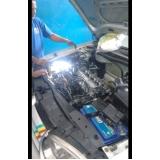 socorro mecânico de caminhão