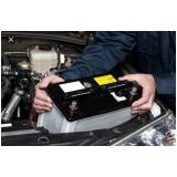 troca de bateria 24 horas carros orçamento Sé