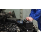 troca de bateria carro importado